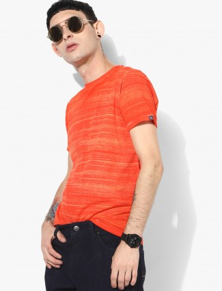 Pepe Jeans bright orange t-shirt