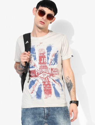 Pepe Jeans casual beige t-shirt