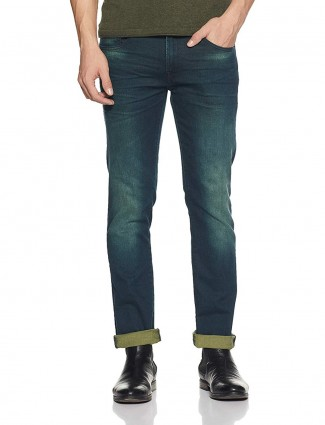Pepe Jeans Greenest blue shade jeans