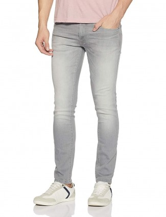 Pepe Jeans grey washed jeans