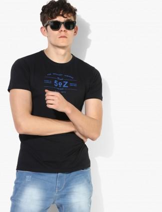 Pepe Jeans jet black t-shirt