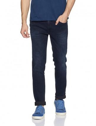 Pepe Jeans navy denim jeans