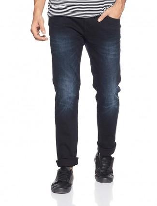 Pepe Jeans navy regular jeans