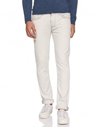 Pepe Jeans presented solid grey denim