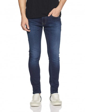 Pepe Jeans royal blue jeans