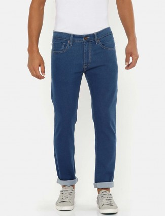 Pepe Jeans simple blue jeans