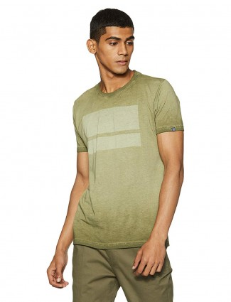 Pepe Jeans simple olive t-shirt