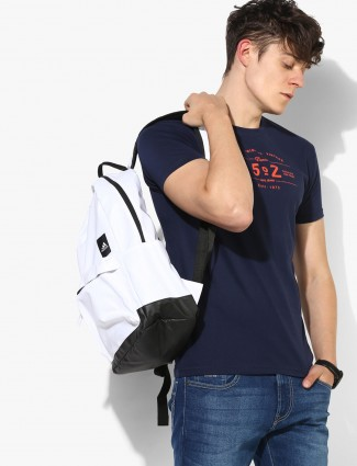 Pepe Jeans solid navy t-shirt
