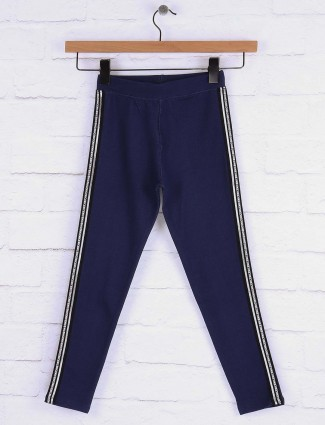 Pro Energy blue hue cotton casual jeggings