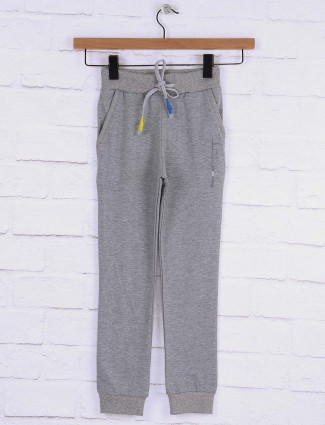 Pro Energy grey color casual cotton jeggings