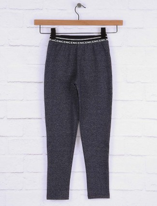 Pro Energy grey hue cotton casual jeggings