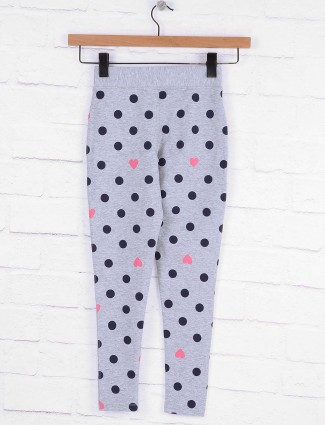 Pro Energy grey hue cotton casual wear jeggings