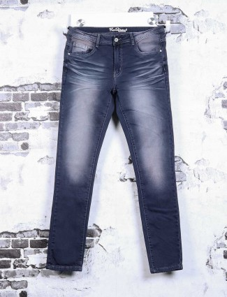 Rex Straut blue washed jeans