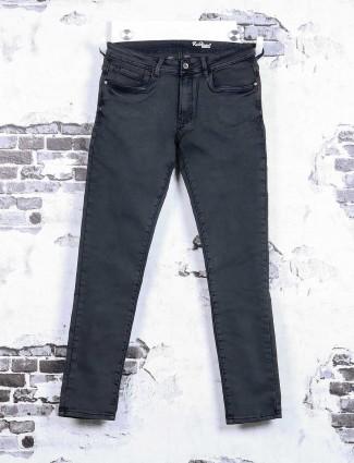 Rex Straut dark grey jeans