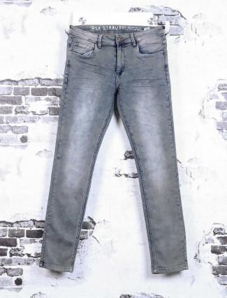 Rex Straut grey jeans