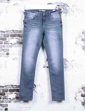 Rex Straut light grey jeans