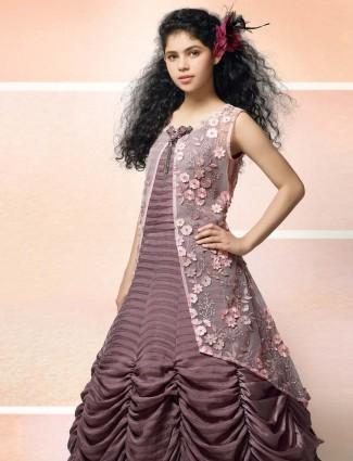 ae4e35b9ab1 Girls Gowns  Buy Girls designer gown dresses   frocks Online
