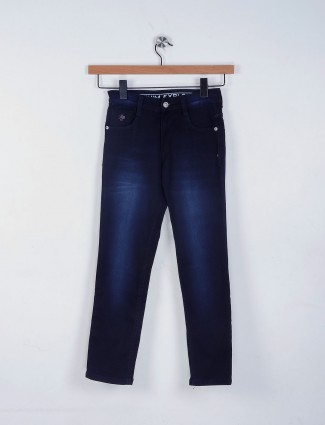 Ruff dark navy color denim jeans
