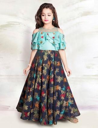 ec5f88f2094 Girls Gowns  Buy Girls designer gown dresses   frocks Online