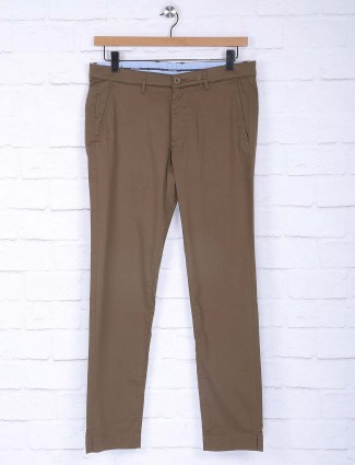 Sixth Element brown colored trouser