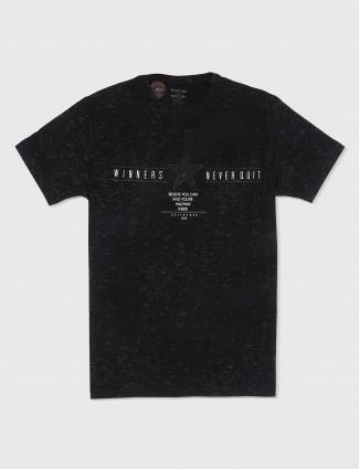 Status Quo cotton black t-shirt