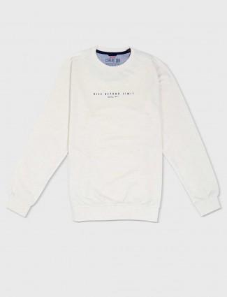 Status Quo cream solid t-shirt