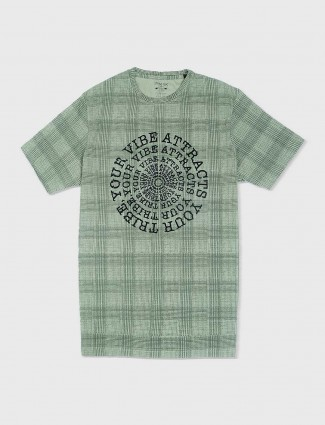 Status Quo green cotton t-shirt