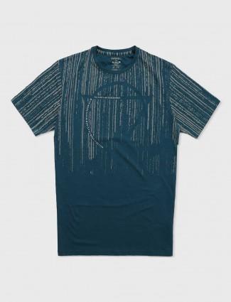 Status Quo green t-shirt