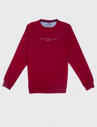 Status Quo red t-shirt