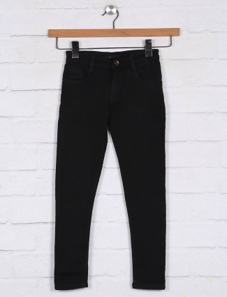 Stilomoda black slim fit jeans
