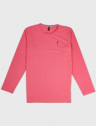 Stride pink hue t-shirt