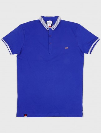 Stride royal blue color t-shirt