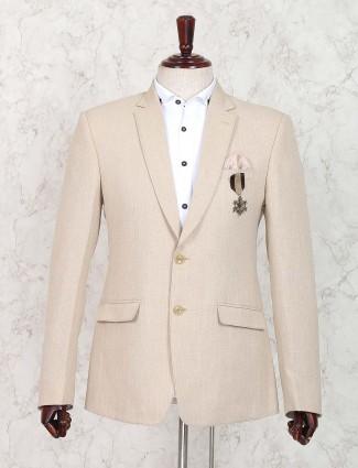 Stunning cream hue blazer