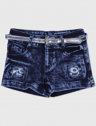 Tiny Girls denim casual shorts for casual wear