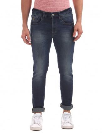 U S Polo blue simple jeans