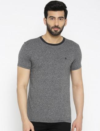 UCB grey hue slim fit cotton t-shirt