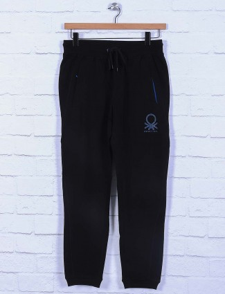 United Colors of Benetton black track pant