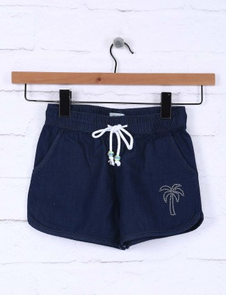 Vitamins casual shorts in cotton