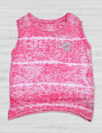 Vitamins magenta color simple top