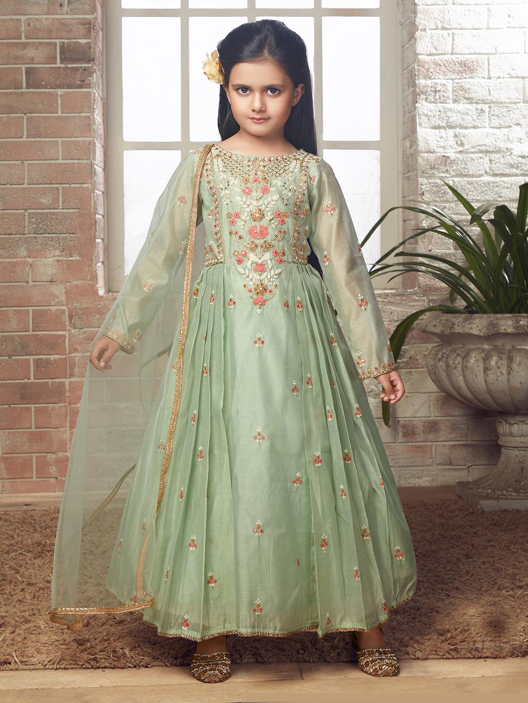 60841cee0d7 Anarkali Girls Salwar Suits Shopping