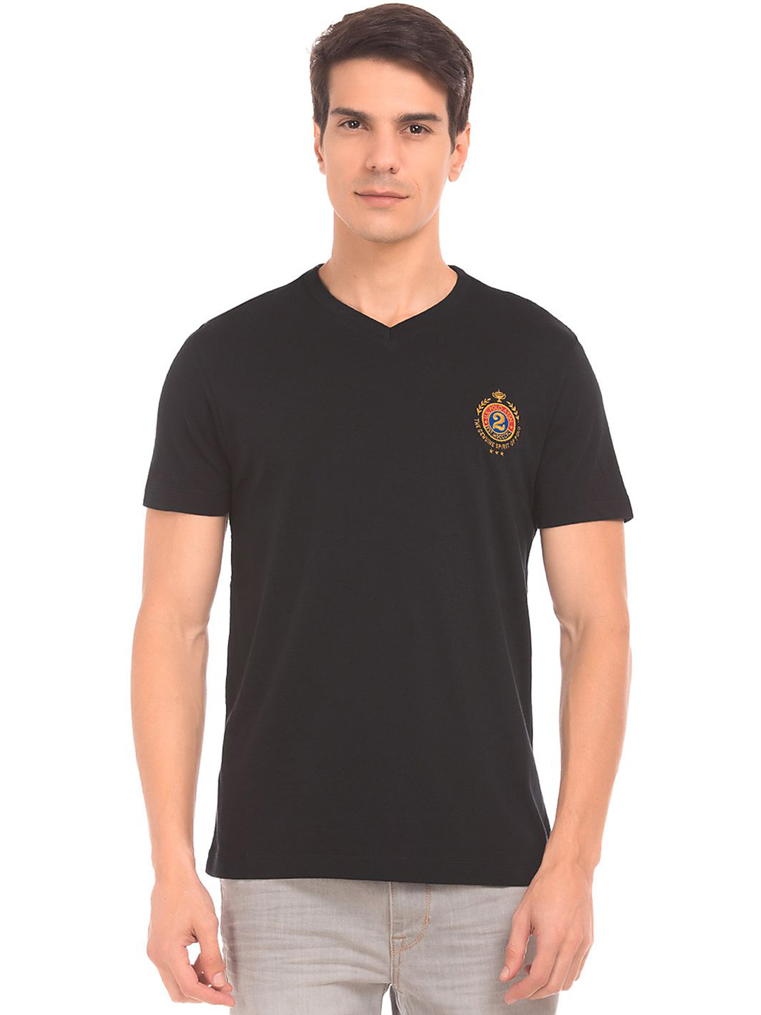 b5d843f700 Us Polo Plain T Shirts – EDGE Engineering and Consulting Limited