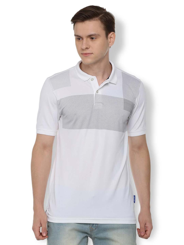 11c1eae7a Van Heusen white printed t-shirt - G3-MTS8575 | G3fashion.com